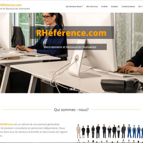 Agence web - Marketing digital - création site web - Protai-in | rhéférence.com
