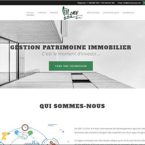 2mnservices -protaiin agence web cameroun-douala-montreal