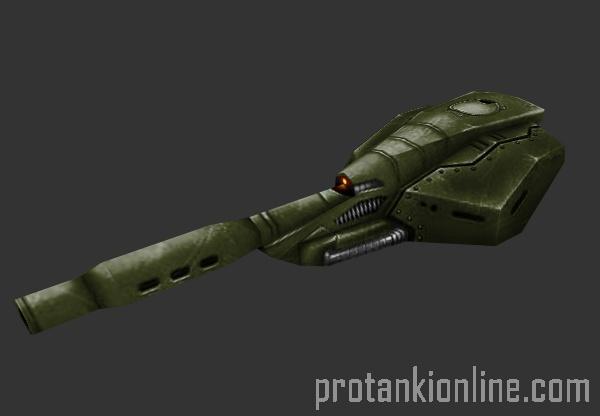 Пушка Шафт М0: картинка