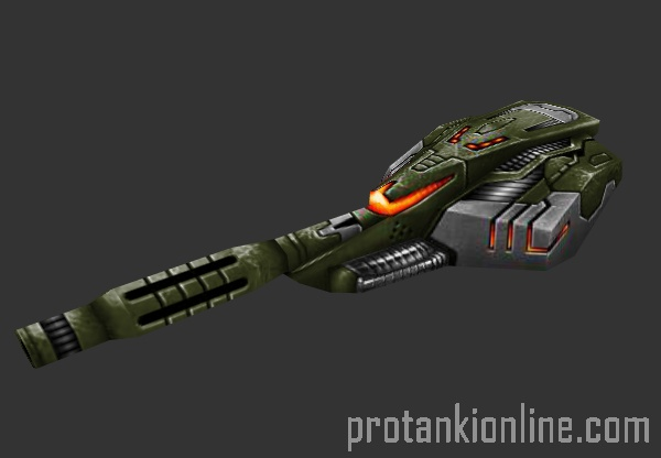 Пушка Шафт М2: картинка
