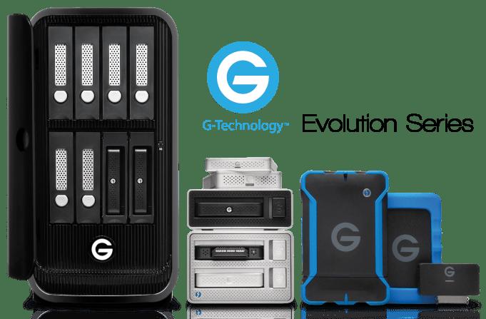 G-Tech ev series