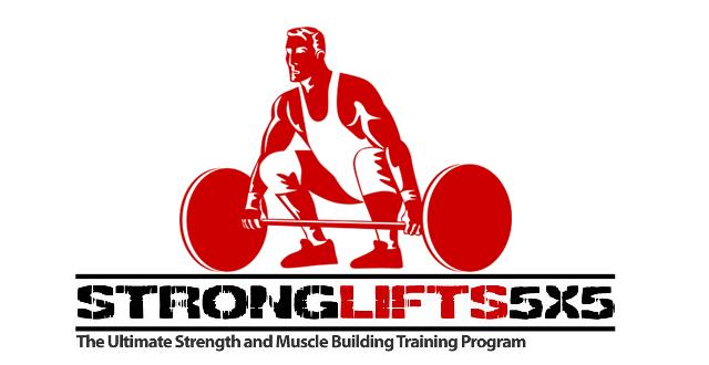 Stronglifts 5×5: Un entrenamiento simple para estar fuerte, construir músculo o perder peso.