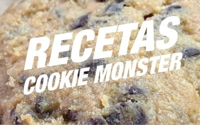 Recetas: Cookie Monster