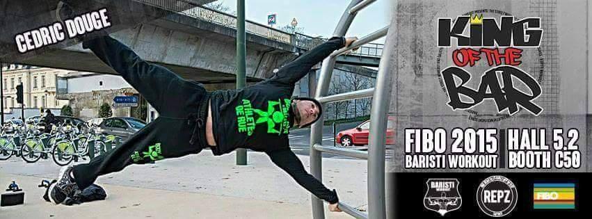 Street workout- Cedric Douge