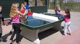 tennis de table beton