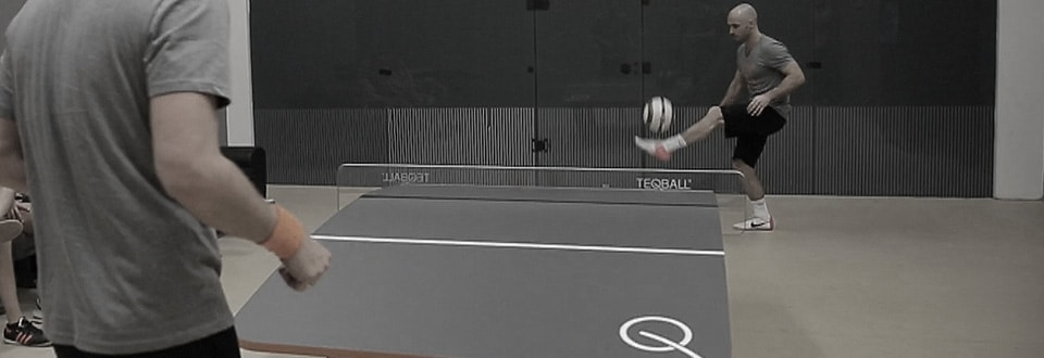 teqball france indoor