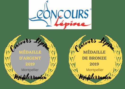 Protec'Dos double médaillé au Concours Lépine