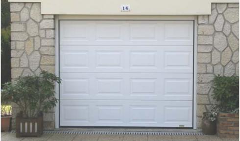Pose De Porte De Garage Gypass En Touraine 37 Pro Tech Renov