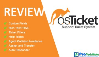 osTicket Review – Open Source Support Ticket System