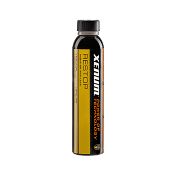 Restop radiator anti-leak additive