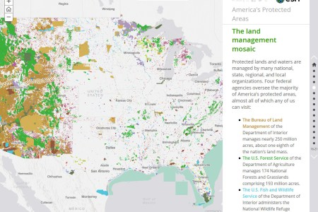 map of federally protected land » Path Decorations Pictures   Full ...