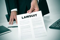 Contractor lawsuit