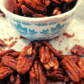Candied Pecans - Low Carb - THM S