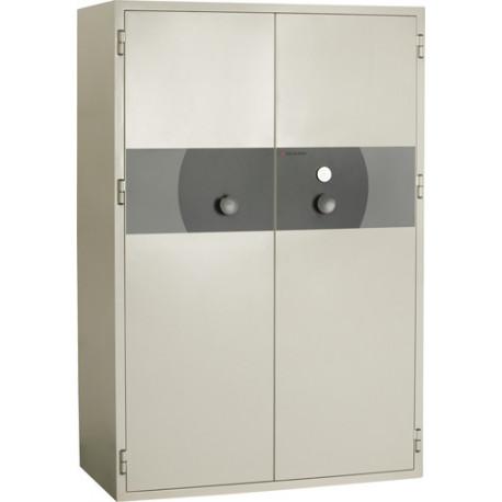 pk 480 papier armoire forte ignifuge 2 portes pour la protection contre le feu et