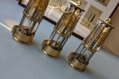 GR6S Garforth Mining Lamp