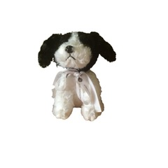 Toy Dog with a Protect our Pets Ribbon. 1