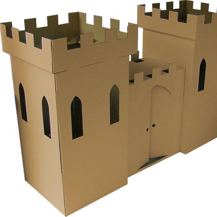 castle playhouse diy