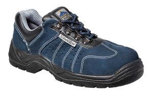 FW02 Sapato Perforated Trainer Steelite