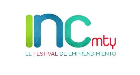 Logo INCMTY El festival de emprendimiento