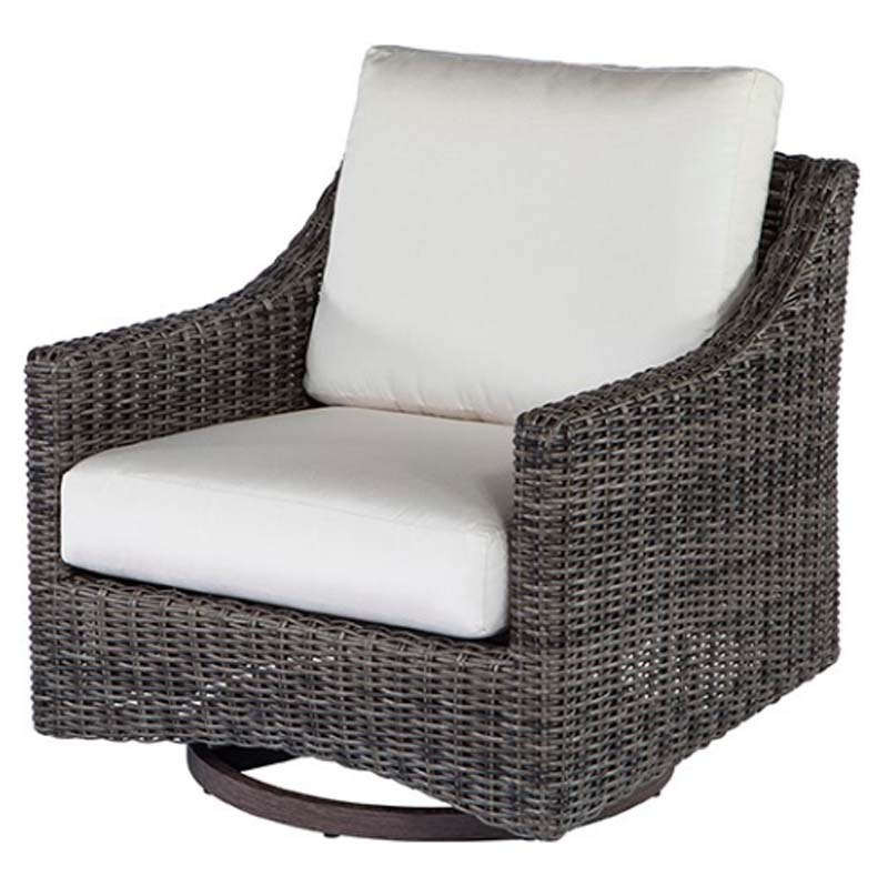 ebel avallon swivel glider club chair
