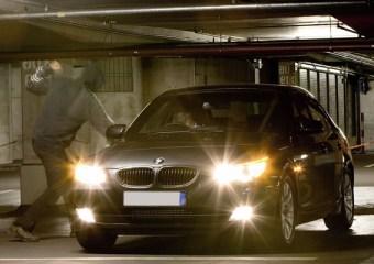 BMW Série 5 Security
