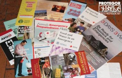 Brochures USA