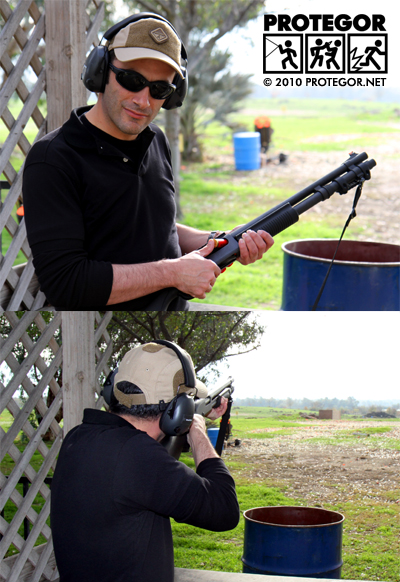 Skeet shooting à Los Angeles