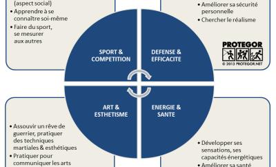 Quelles motivations à pratiquer les Arts Martiaux & Sports de Combat ?