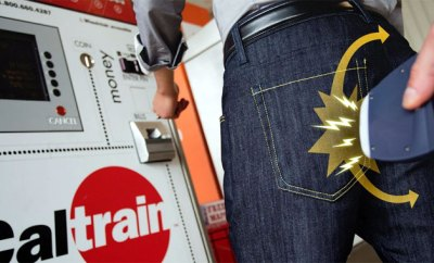 Jeans RFID-blocking approuvé par Norton anti-virus