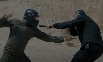 Couteau vs. Pistolet, la règle des 7 mètres