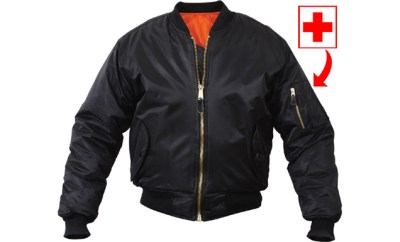 First Aid Kit pour veste Bombers