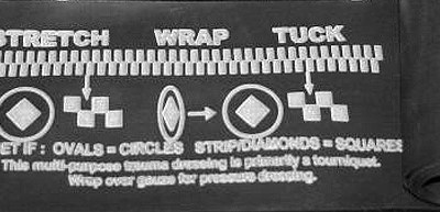 SWAT-T, entre garrot & bandage