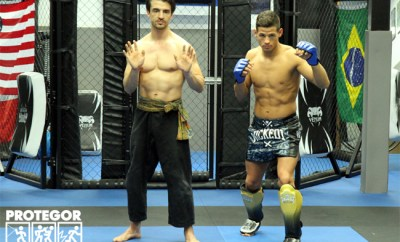 MMA & self-défense, discussion entre Tom Duquesnoy & Michaël Illouz