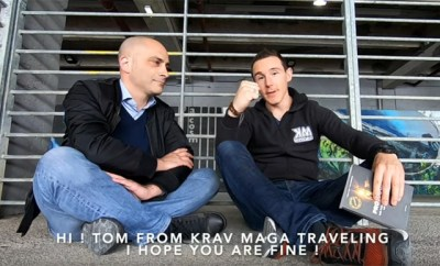 Interview pour Krav Maga Traveling