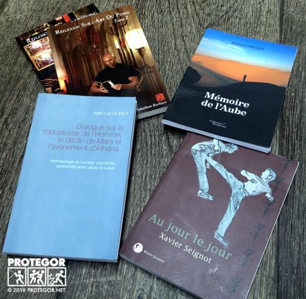 lecture estivale arts martiaux