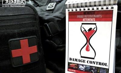 Damage Control, formez-vous aux secours comme primo-intervenants