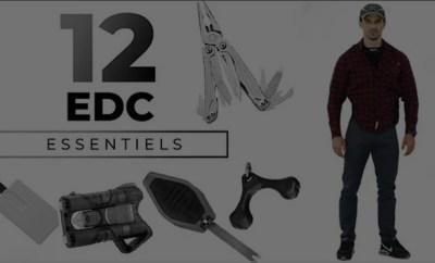 12 objets essentiels de la survie urbaine avec Michaël Illouz