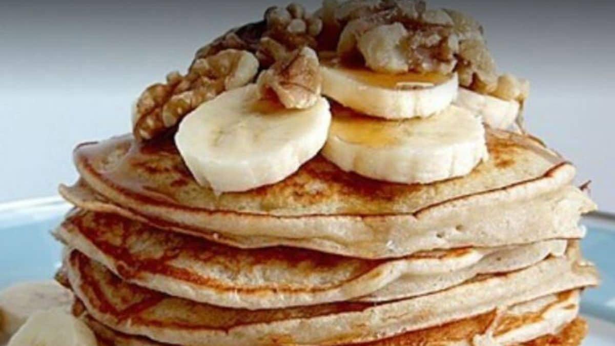 Pancakes bio eggnergy