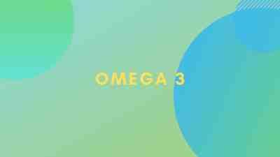 Oméga 3 de qualité France