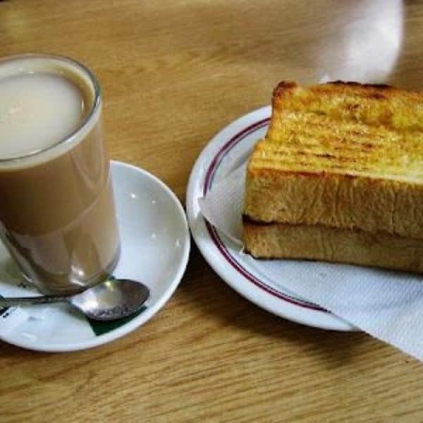 petit déjeuner portugais