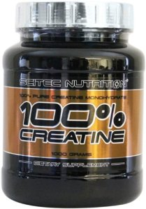 100% CREATINE 1 kg Scitec Nutrition