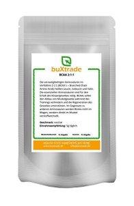 15 kg BCAA 2:1:1 neutre en goût L-Leucine l-isoleucine l-valin musculation