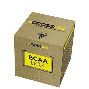 Trec Nutrition Crosstrec BCAA Box Acide Aminé Saveur Citron/Pamplemousse,15 g