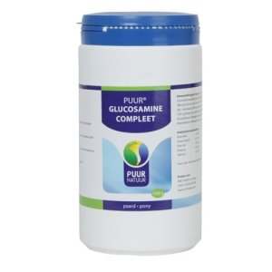 Puur Glucosamine compleet paard / pony