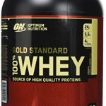 OPTIMUM NUTRITION 100% Whey Gold Standard Protéine Vanille Française 908g