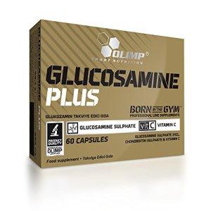 Olimp Sport Nutrition Glucosamine Plus Sport Edition Mélange de Protéine 60 Capsules