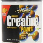 ISS Creatine 400 Grams, 14.1 Ounce Bottle by ISS Creatine