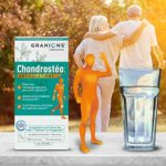 GRANIONS Chondrostéo+ articulations – DUO 2 x 120 comprimés = 80 jours. Glucosamine, Chondroïtine, MSM, Harpagophytum, [Silicium] Triple action : mobilité & souplesse articulaire capital osseux