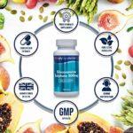 Sulfate de Glucosamine 500mg | 360 Comprimés | SimplySupplements
