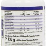 Weider Glucosamine et Chondroïtine 120 Capsules